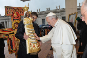 """Blessing of """"Maria of Loreto"""""""